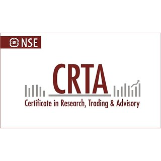 NSE Certificate In Research, Trading  Advisory