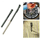 Universal Accurate Stylish And Accurate Tyre Pressure Gauge Pen Style Chrome Coated For All Cars And Two WheelersTyre Pressure Gauge Pen Style Chrome Coated Car Auto Tire/Tyre Pressure Gauge Chrome Coating Pen Type