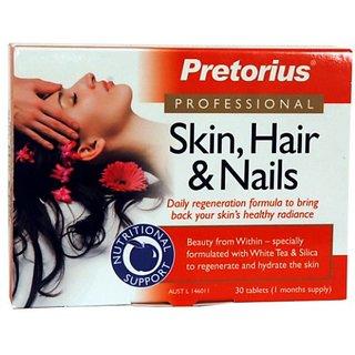 Skin, Hair & Nails-Herbal Supplements