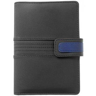 Durable Black  Blue Business Organiser