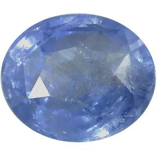 jaipur gemstone 7.25 carat blue sapphire(neelmani)