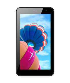 iBall Slide D7061 Calling Tablet (8 GB, Charcoal Blue)
