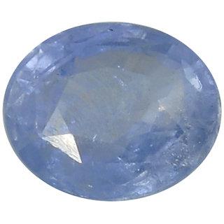 Jaipur gemstone 4.00 ratti blue sapphire(indra neela)