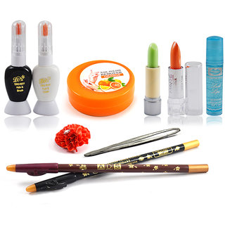 Adbeni Fashion Color Combo Makeup Sets 10 IN1