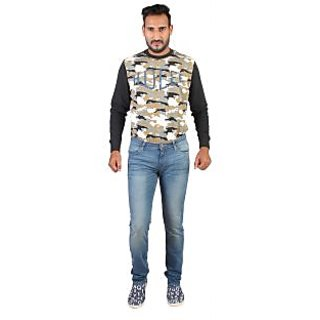 Lee Green Skinny Fit Low Waist Mens Jeans