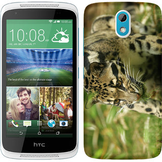 size 40 67a3a 96692 WOW Printed Back Cover Case for HTC Desire 526G Plus