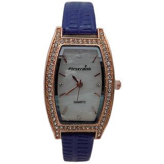 Firstrank Womens Analog Leather Watch2500