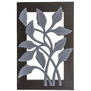 Craft Art India Handmade Wooden Wall Dcor Hanging / Mounting Decorative Life Tree Scenery For Home / Office Cai-Hd-0315-A