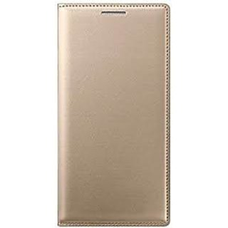 check out ea96d c6a23 Oppo Neo 5 gold flip cover
