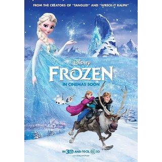 Buy Frozen Movie Walt Disney Hd Quality Online Get 60 Off