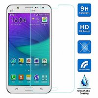 SpectraDeal 2.5d Premium Quality Curve Tempered Glass For Samsung Galaxy J7 (2016) J710