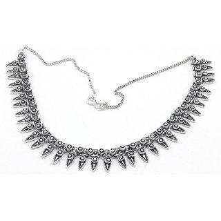 Oxidize Choker Necklace