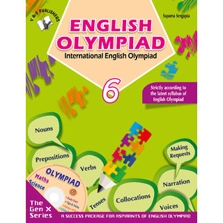 INTERNATIONAL ENGLISH OLYMPIAD - CLASS 6