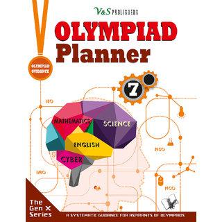 OYMPIAD PLANNER 7