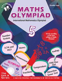INTERNATIONAL MATHS OLYMPIAD - CLASS 5