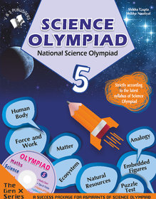 NATIONAL SCIENCE OLYMPIAD - CLASS 5