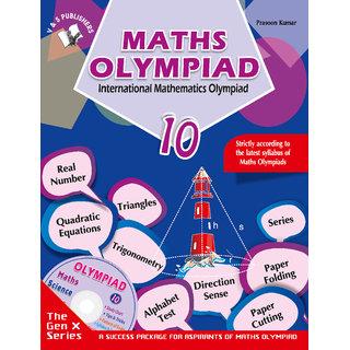 INTERNATIONAL MATHS OLYMPIAD - CLASS 10