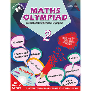 INTERNATIONAL MATHS OLYMPIAD - CLASS 2