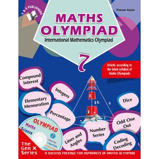 INTERNATIONAL MATHS OLYMPIAD - CLASS 7