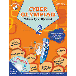 NATIONAL CYBER OLYMPIAD - CLASS 2