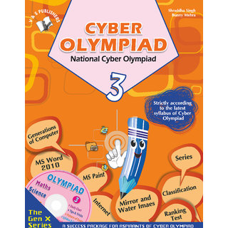 NATIONAL CYBER OLYMPIAD - CLASS 3