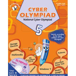 NATIONAL CYBER OLYMPIAD - CLASS 5
