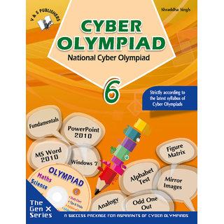 NATIONAL CYBER OLYMPIAD - CLASS 6