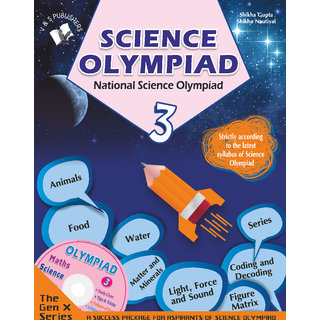 NATIONAL SCIENCE OLYMPIAD - CLASS 3