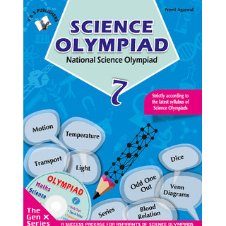 NATIONAL SCIENCE OLYMPIAD - CLASS 7