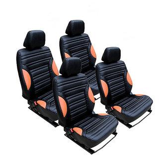 Craze IndicaVista Leatherite BlackTan Sportyclass24 Steering Cover