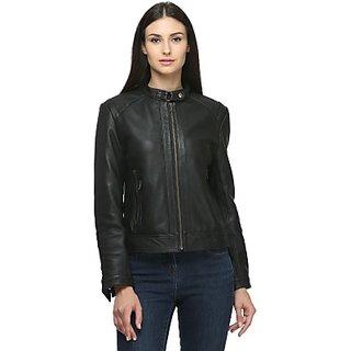 Justanned Full Sleeve Solid Womens JacketJTJW033-1