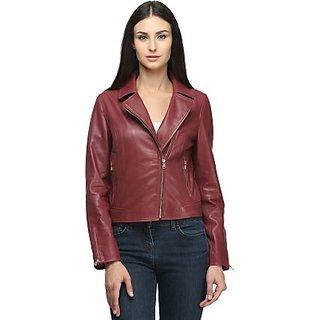 Justanned Full Sleeve Solid Womens JacketJTJW034-6