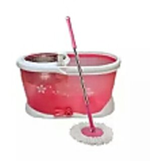 Beauty spin mop with bucket 1) standard quality plastic 2) with Liquid soap dispenser
