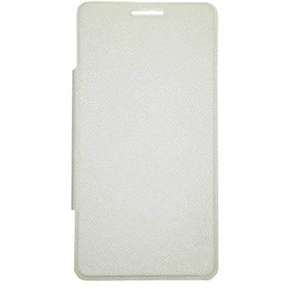 70cda18f73b Buy Caidea Flip Cover for Samsung Galaxy J2(White) Online - Get 83% Off