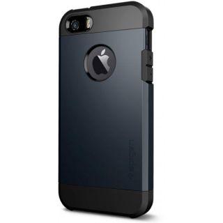 Spigen Slim Armor Case For Iphone 5/5s- Black Color