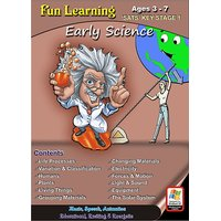 Fun Learning - Early Science (Ages 3 - 7)