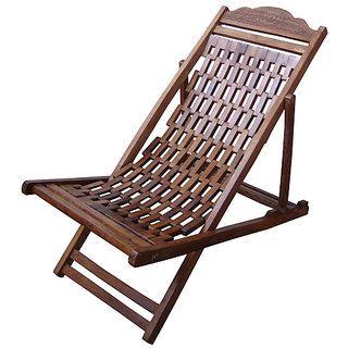Buy Wooden Easy Chair Online Get 50 Off