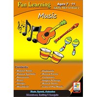 Fun Learning - Music (Ages 7 - 11)