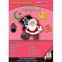 Fun Learning - Religions (Ages 7 - 11)
