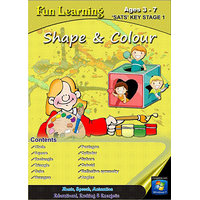 Fun Learning - Shape  Colour (Ages 3 - 7)