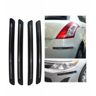 Chrome Bumper Scratch Protectors For Ford Figo