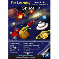 Fun Learning - Space (Ages 7 - 11)