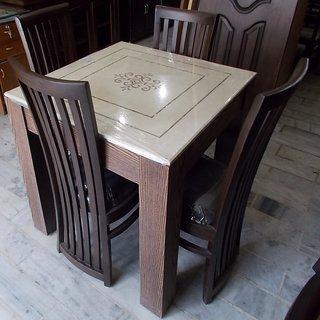 Sanfur 4 seater Dining table