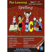 Fun Learning - Spelling (Ages 7 - 11)