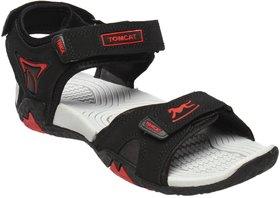 Tomcat Men's Black Velcro Floaters