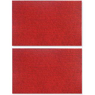 Status Nano Nylon Red Floor Mat BUY 1 GET 1