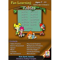 Fun Learning - Tables (Ages 7 - 11)