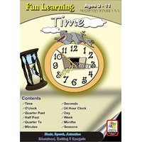 Fun Learning - Time (Ages 3 - 11)