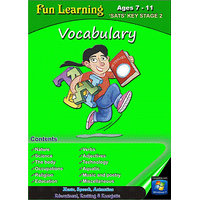 Fun Learning - Vocabulary (Ages 7 - 11)