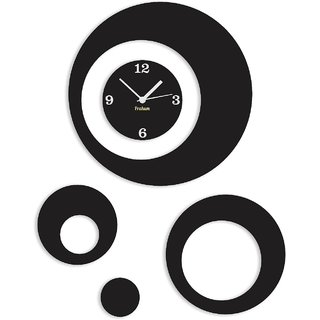 Prakum Stylish Ring Clock